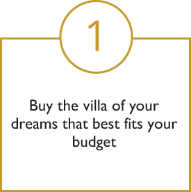 Buy the villa