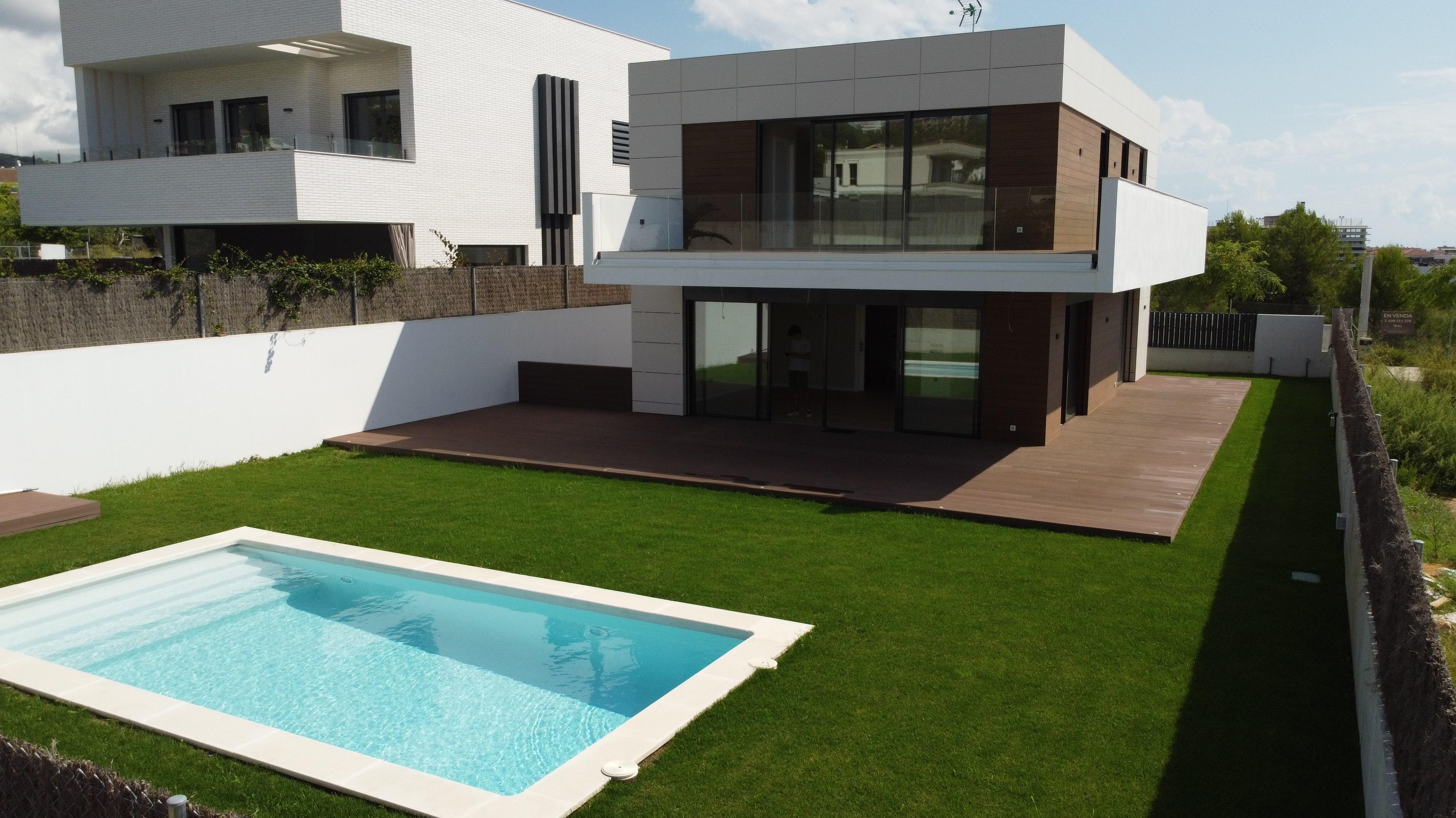 Villa La Plana Sitges 2