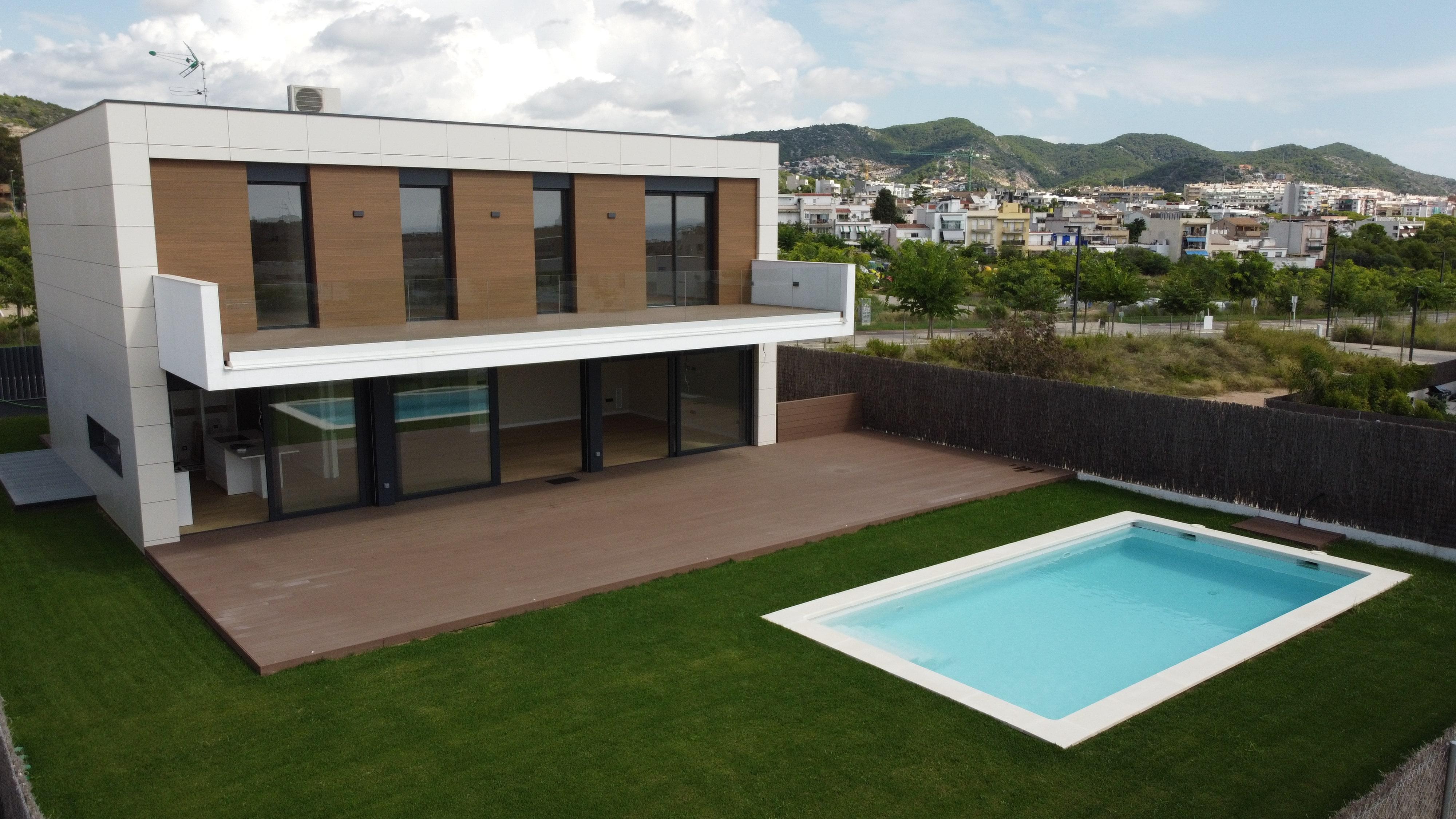 Villa La Plana Sitges 1